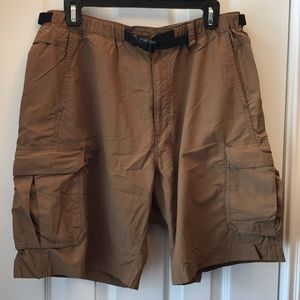REI Nylon Cargo Hiking Shorts